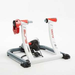 Elite Aleno Smart ANT+  Rollentrainer Heimtrainer Decathlon