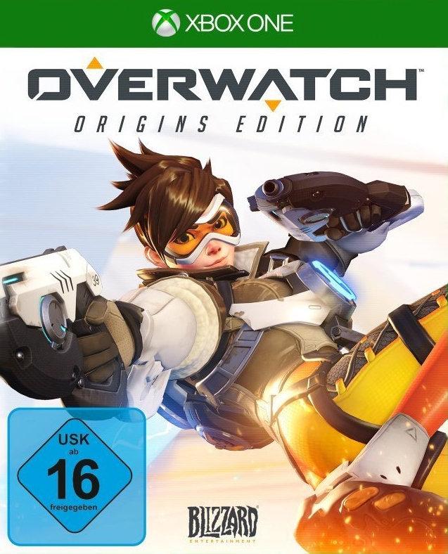 Overwatch Origins Edition (Xbox One & PS4 & PC) für je 14,99€ (GameStop)