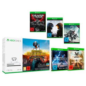 Saturn/Media Markt - Verschiedene Xbox One S Bundles ab 147€ - 239€