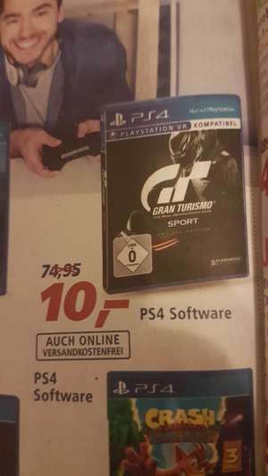 GT Sport for PS4