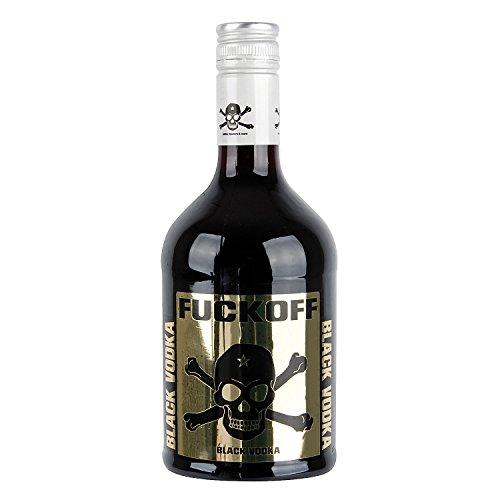 Krugmann Fuckoff Black Wodka (3 x 0.7 l) Amazon Prime (dies mal wurde geliefert :D )