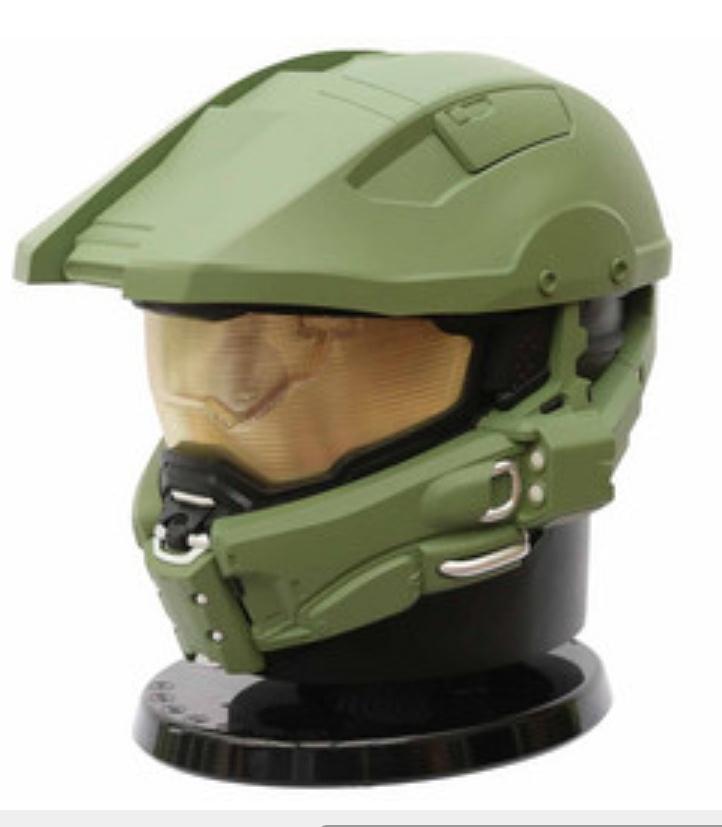 Master Chief (Halo) Bluetooth-Lautsprecher mit NFC