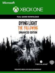 Dying Light: The Following Enhanced Edition (Xbox One) für 10,84€ & 8,36€ VPN (Xbox Store TR)