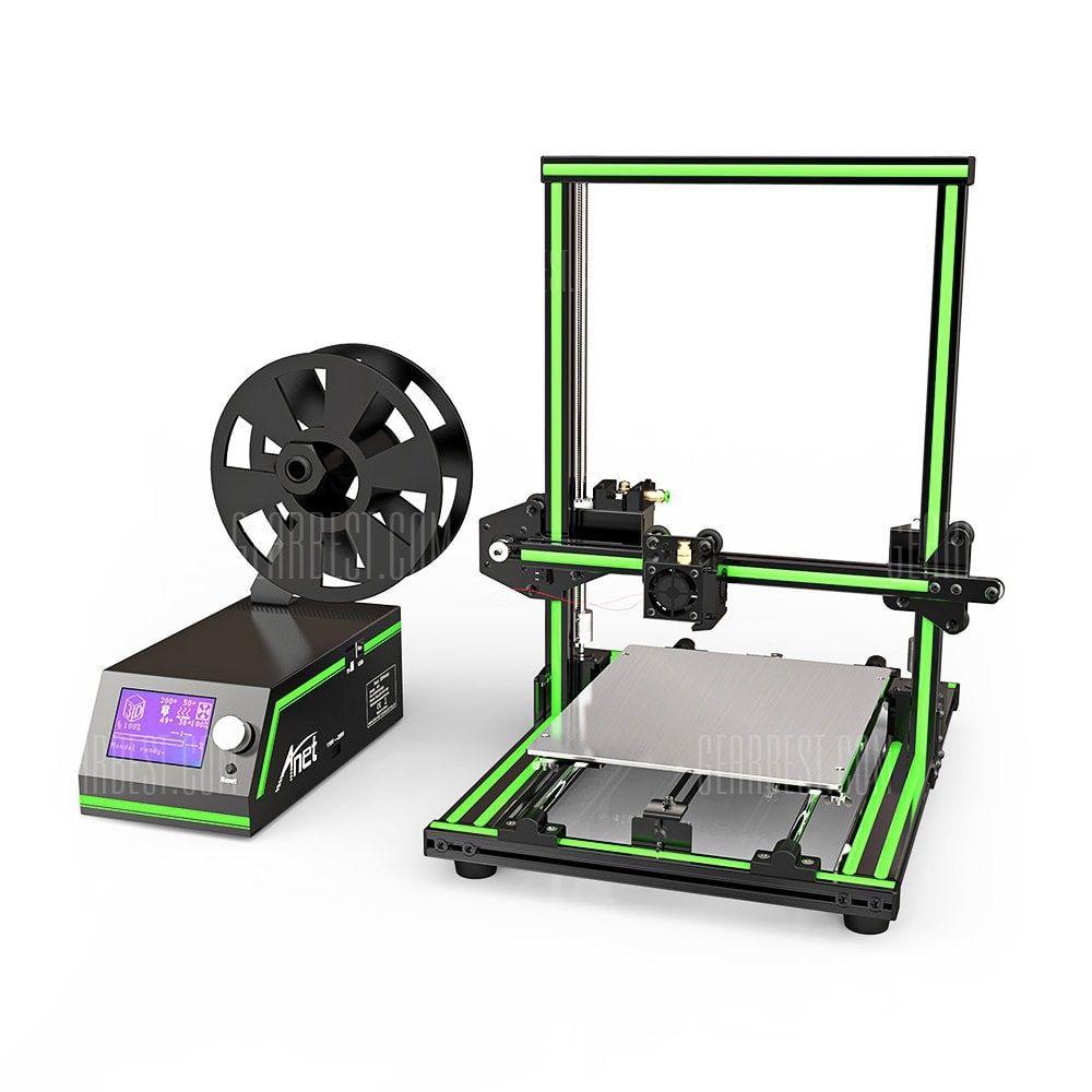 Anet E10 für 219,15€ / Anet A8 für 131,18€ / Anet A6 3D-Drucker für 158.24€ inkl. Versand aus Polen