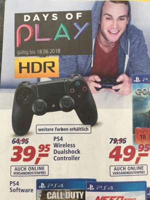 PS4 Controller im Real