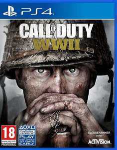Call of Duty: WWII (PS4) für  26,99 [Gamestop (i hate it)]