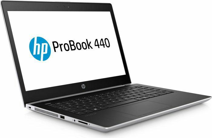 """HP ProBook 440 G5 Ultrabook 14"""" - Full HD IPS, i5-8250u, RAM 8 GB, SSD PCIe 256 GB + Slots 1x 2.5"""", 1.6kg (allestechnik)"""