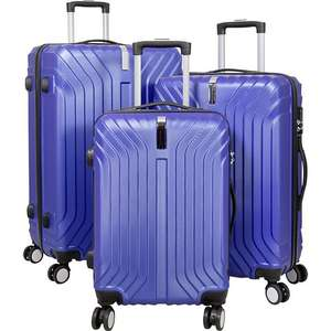 [PLUS] Koffer-Set 3-Teile - für den kleinen Urlaub zwischendurch  - Deal des Tages