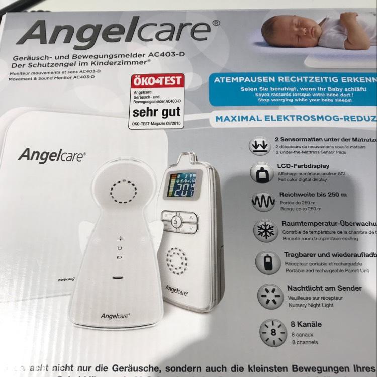 [Baby 25% Online/Offline] Angelcare AC403-D