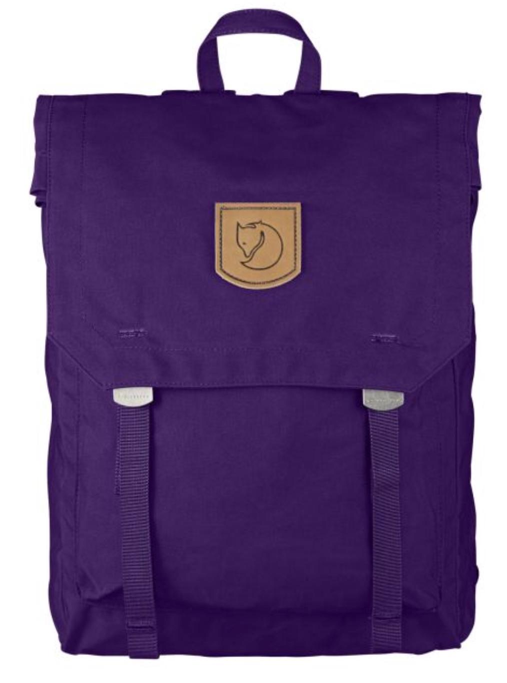 Fjällräven Foldsack No. 1 - purple (versandkostenfrei)