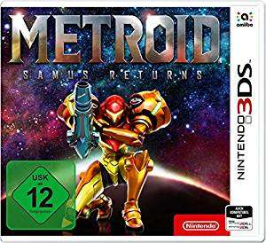 [Lokal] Metroid Samus Returns 3DS Media Markt Bremen Weserpark