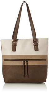 TOM TAILOR Damen Marit Tote, 10x32x37 cm