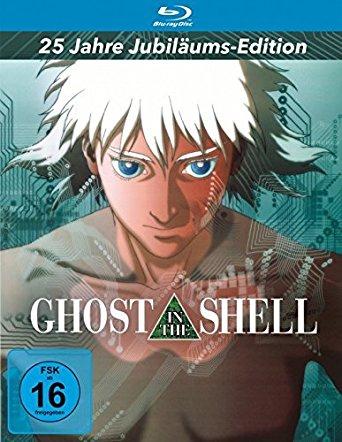 [lokal Berlin] Ghost in the Shell - verschiedene Blu-ray Mediabooks je 3,99€ @ MM-Tegel