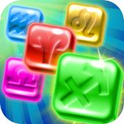 """[ios] Spiel """"Rune Gems Deluxe"""" kostenlos statt 3,49€ - Mix aus Match 3 und Mahjong"""