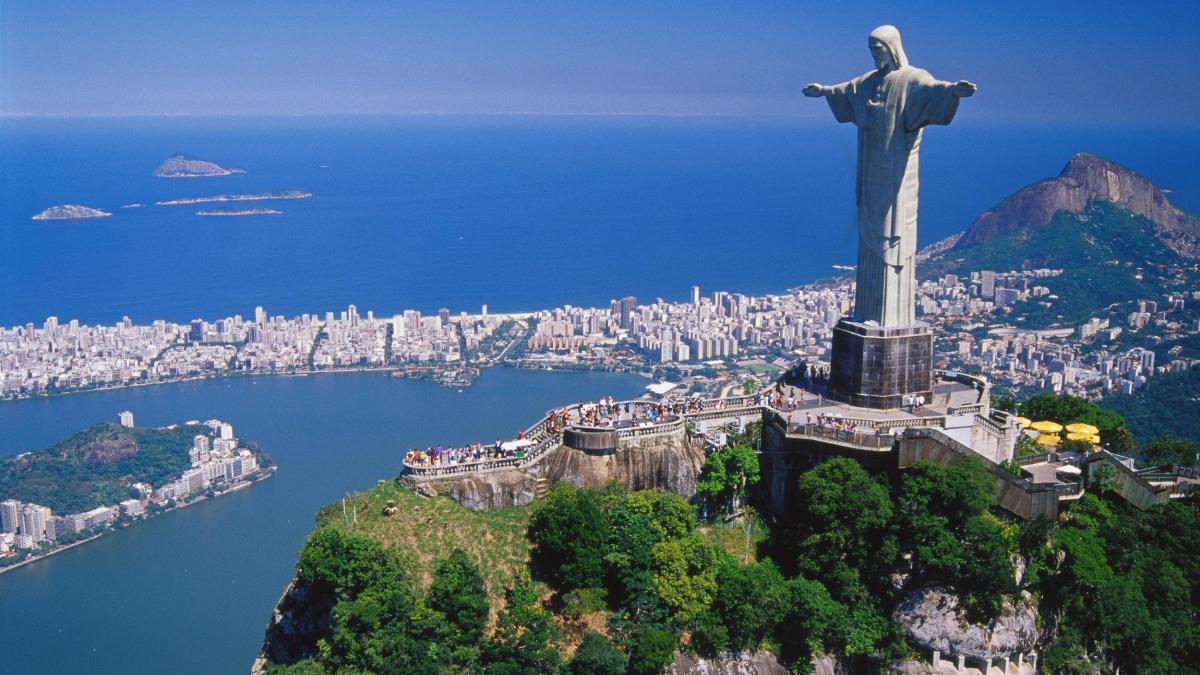 Hin-/Rückflug nach Rio von November 18- April 19 mit Swiss/ Edelweiss ab Paris