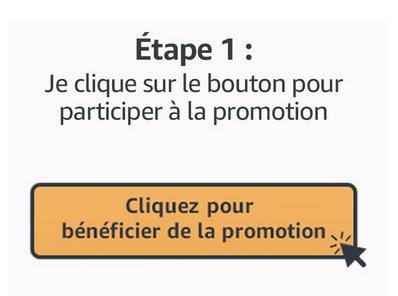 Amazon Frankreich: 5€ Gutschein für Konto-Laden mit 60€