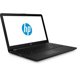 """HP 15-bw040ng Notebook schwarz E2-9000E 4GB RAM 1TB HDD 15"""" HD matt (ebay)"""