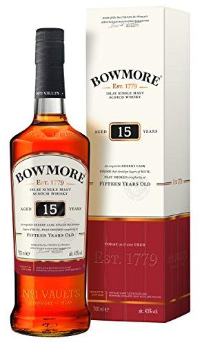 BOWMORE 15 Whisky im Blitzangebot für 32,44 Euro mit Gutschein