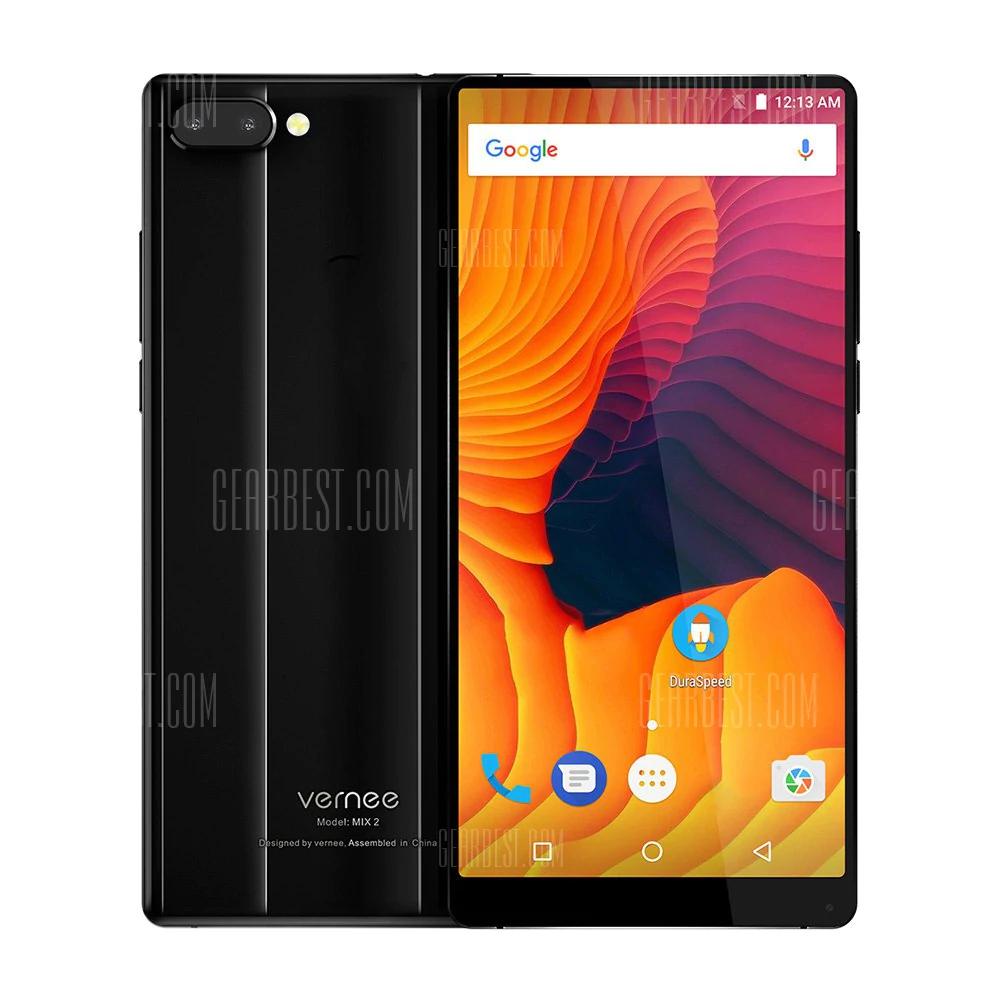 Vernee Mix 2 4Gb / 64Gb 6.0 Zoll 2160 x 1080 Global in Blau Smartphone