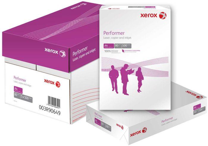 11x Xerox Universalpapier Performer A4 80g/m² 500 Blatt für nur 22,89€ (=2,08€/Packung) bei [Staples]
