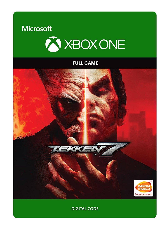 Tekken 7 (Xbox One Digital Code) für 16,99€ (Amazon US)