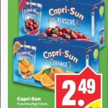 NP ab 14.06. Capri-Sun mit 0,50€ Coupon für 1,99€