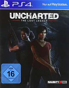 [Amazon Prime] Uncharted: The Lost Legacy