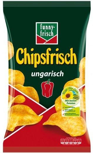 1x Funny Frisch Chipsfrisch 175g (alle Sorten) für 0,53€ [PENNY/REAL/TRINKGUT]