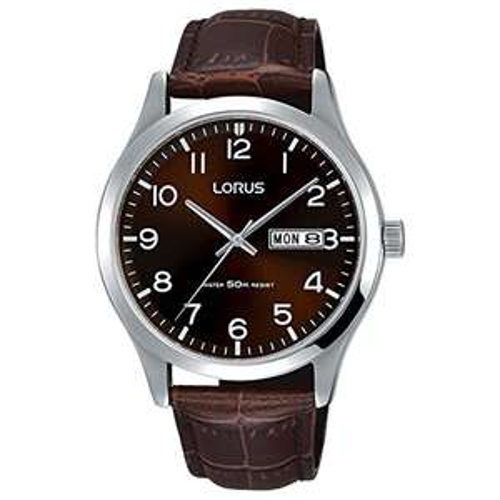 Lorus Herren-Armbanduhr RXN41DX9 (by Seiko) @ Amazon (prime)