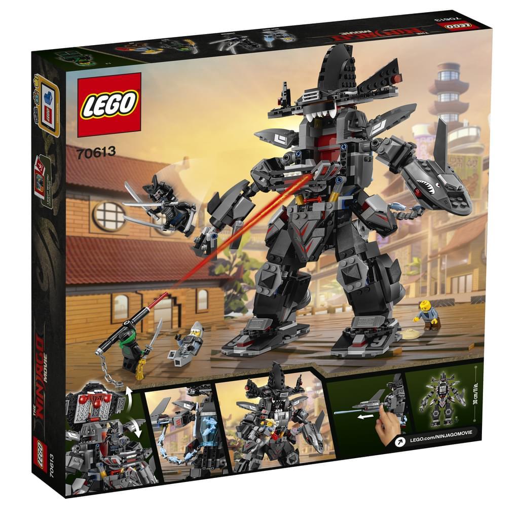 Lego Ninjago 70613 - Garmadon's Robo-Hai für 37€ [Real]
