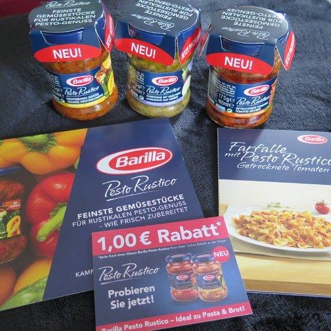 Barilla Pesto (Nur Rustico) V-Markt Schwaben Oberbayern