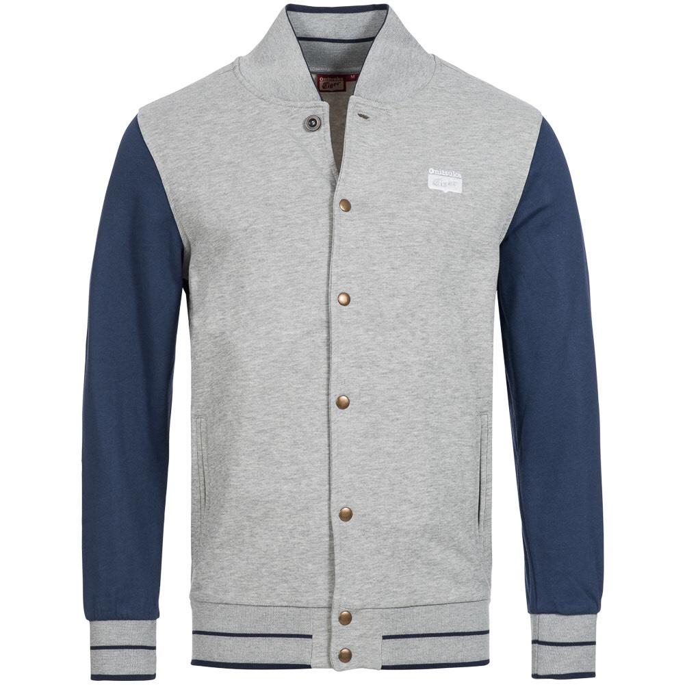 Asics Collegiate Varsity Jacket Herren Freizeit Jacke