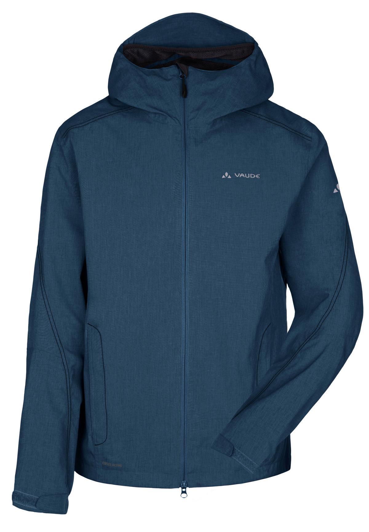 VAUDE Herren Jacke Men's Estero Jacket Blue Whale Größe M 40,72€  @Amazon