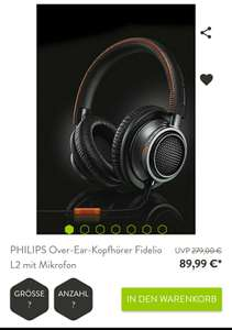 Philips Fidelio L2 bei brands4friends