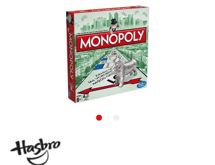 """Bei """"dodenhof"""" gibt es heute """"Monopoly Classic"""" für 17,99"""