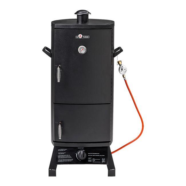 El Fuego Portland Gas-Räuchergrill für 107,95 €