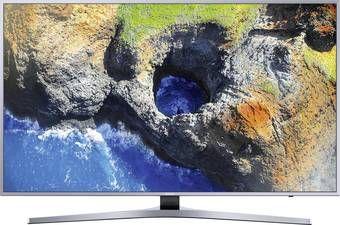 Idealo: Samsung UE49MU6409 LED-TV 123cm 49 Zoll EEK A DVB-T2, DVB-C, DVB-S, UHD, Smart TV, WLAN, CI+ Silber