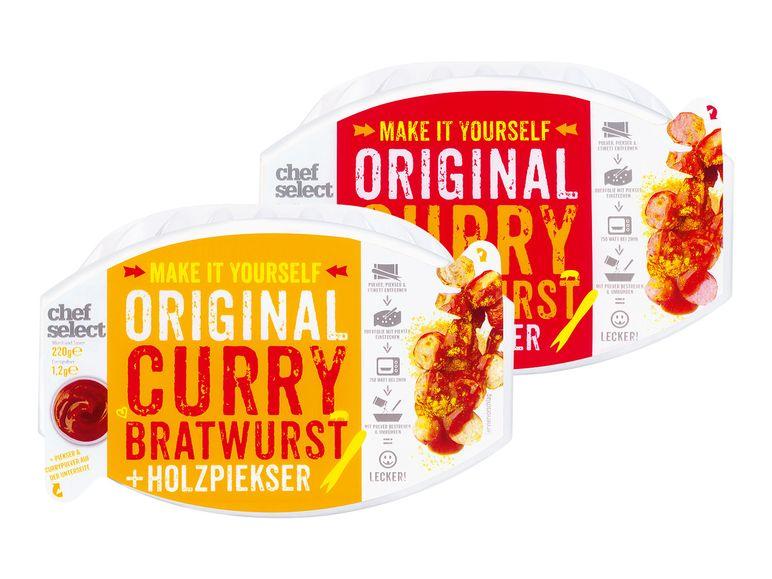 Curry Snacker für 1 € bei Lidl