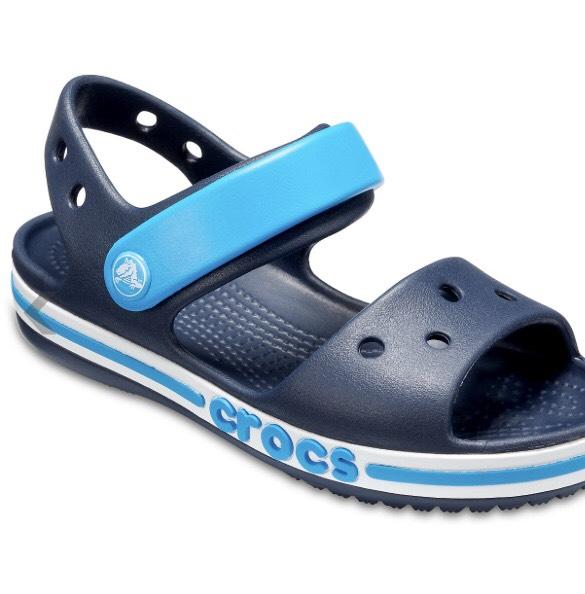 Crocs Kids' Bayaband Sandal - Kinder Sandalen