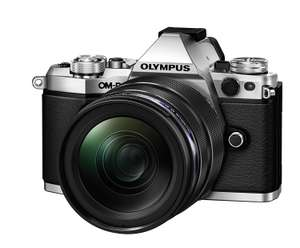 Olympus OM-D E-M5 Mark ll Kit silber mit M.Zuiko f2.8 12-40mm  für 1.207,72€ [Amazon.it