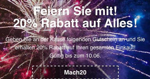 20% auf den Warenkorb bei Machmann (Werkzeug) - bspw. Metabo ASR 35 M ACP für 480€