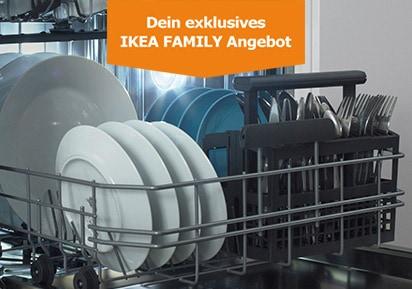 IKEA:  4500€ Küche kaufen + Geschirrspüler geschenkt ( Ikea Family )
