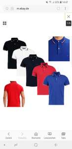 Tommy Hilfiger Slim Fit Poloshirt