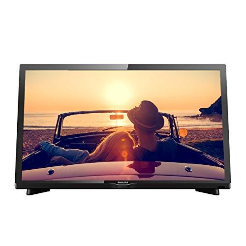 [Amazon & Saturn] Philips 22 Zoll LED-Fernseher - 12 Volt - Full HD - DVB-T/T2/T2-HD/C/S/S2