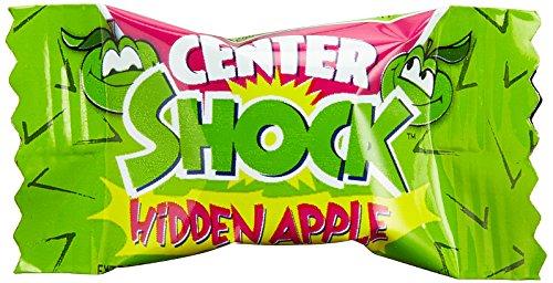 """[Amz Prime] 3 Kartons á 100 Center-Shock """"Hidden Apple"""" - extra saurer Kaugummi"""