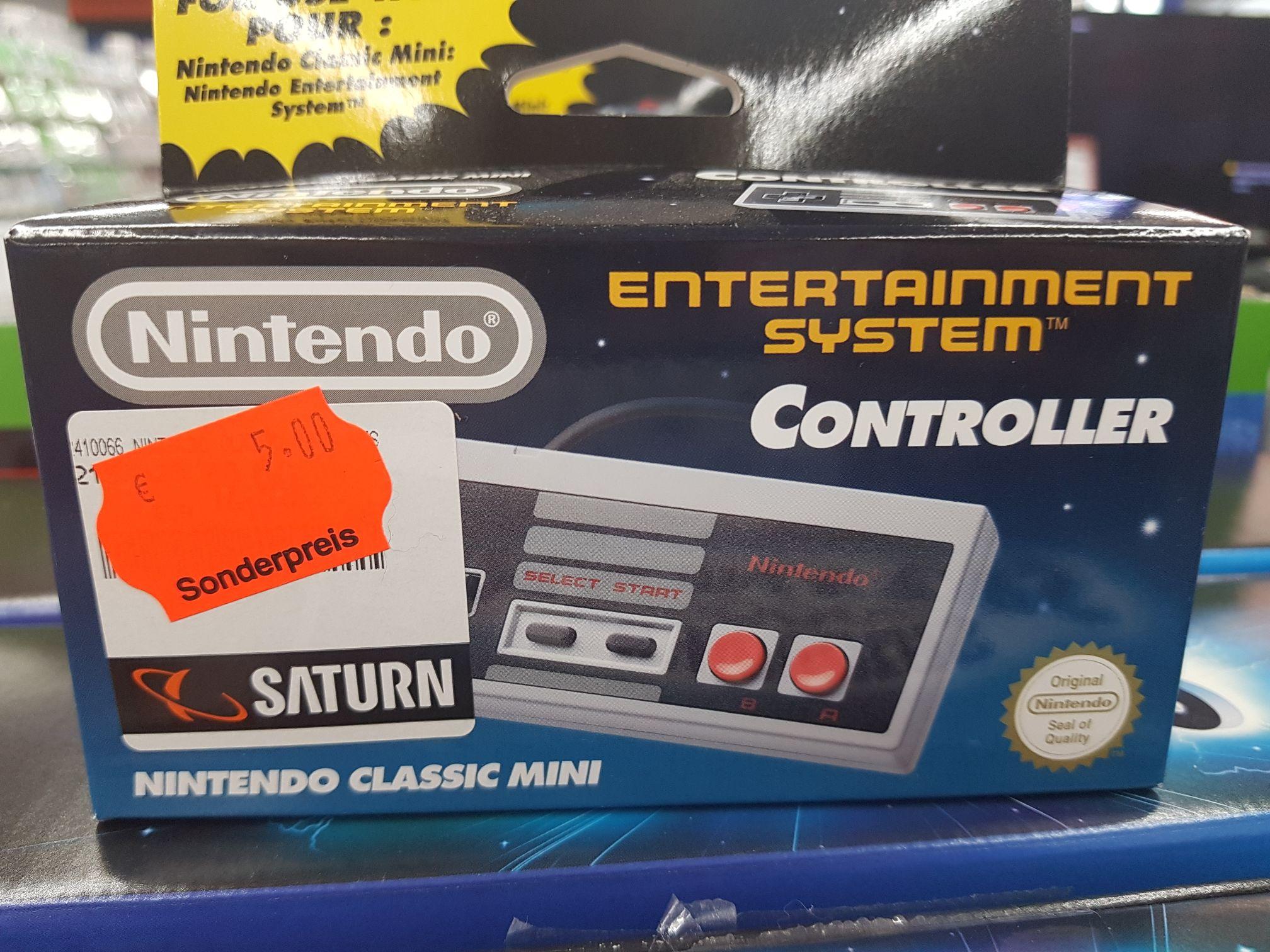 Nintendo Classic Mini NES Controller (lokal: Gelsenkirchen Buer)