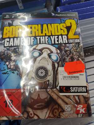 Borderlands 2 Goty PS3 (lokal: Gelsenkirchen Buer)