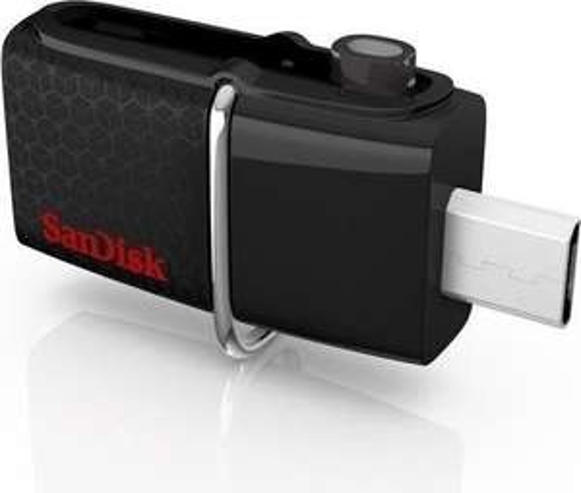 Sandisk USB Stick Auswahl - z.B SanDisk Ultra Dual Drive USB 3.0 V2 OTG - USB / micro USB (130 MB/s) [NBB]