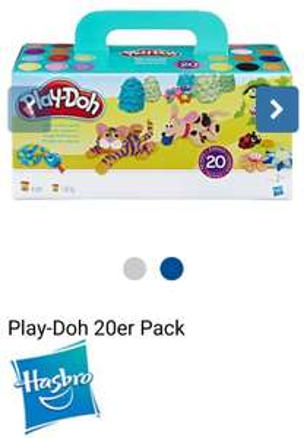 [Lokal] 1.68kg Play Doh Knete bei Spielemax im Angebot