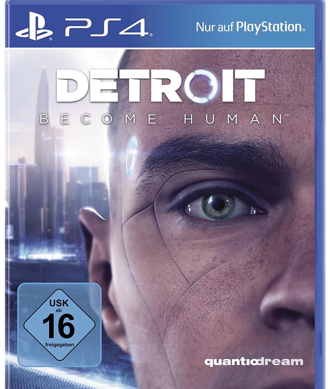 Detroit BECOME HUMAN PS4 Bestpreis - auch Bestandskunden